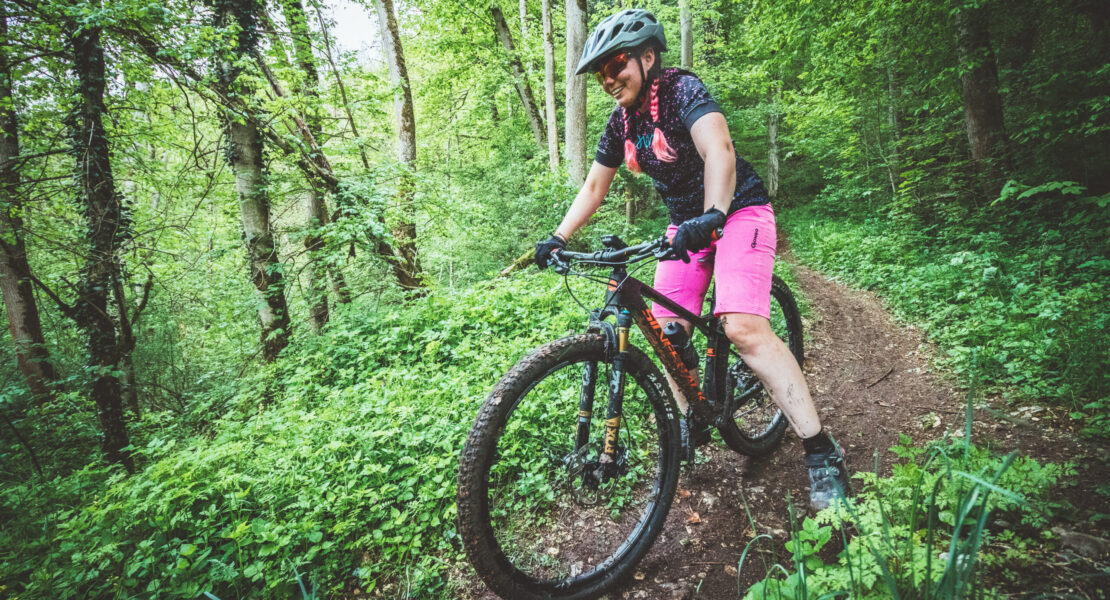 Mentaltraining für Mountainbiker – Erfahrungsbericht zum Mutmacher