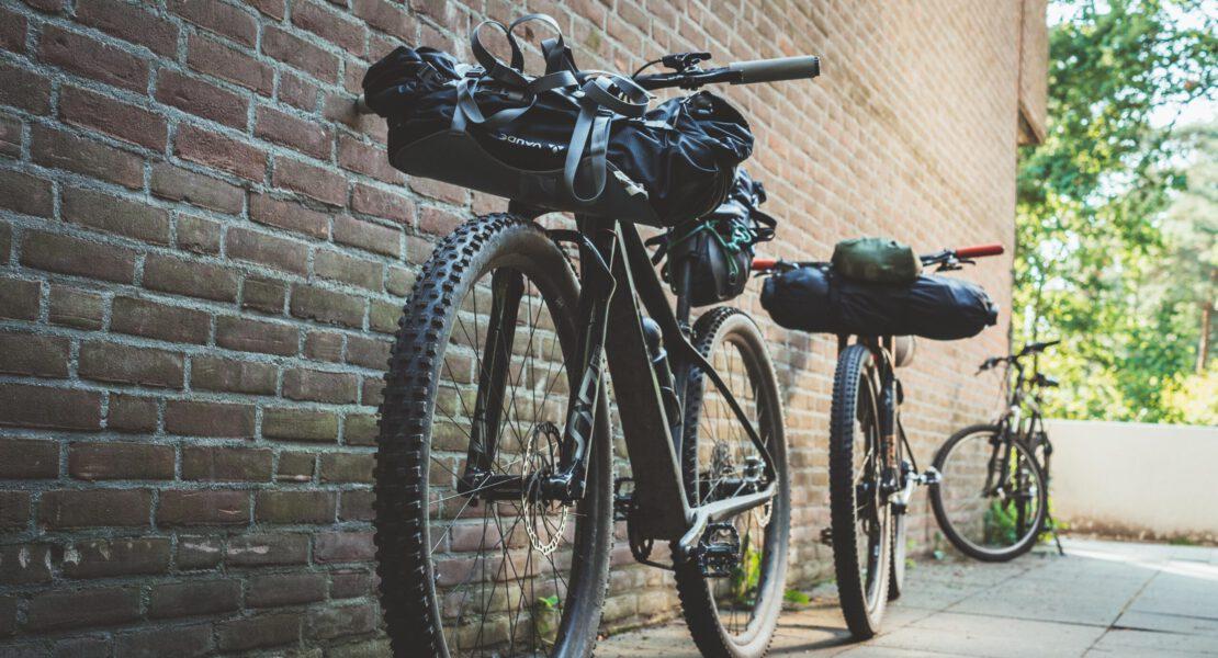 Bikepacking als Mädelsurlaub
